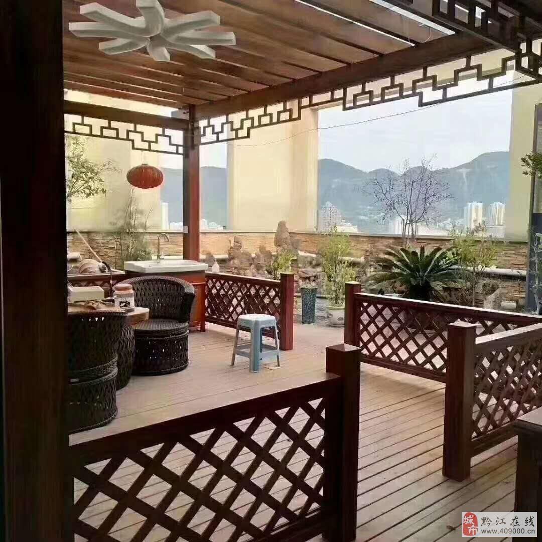 丹峰奥苑豪装3房实际面积200平方128.8万