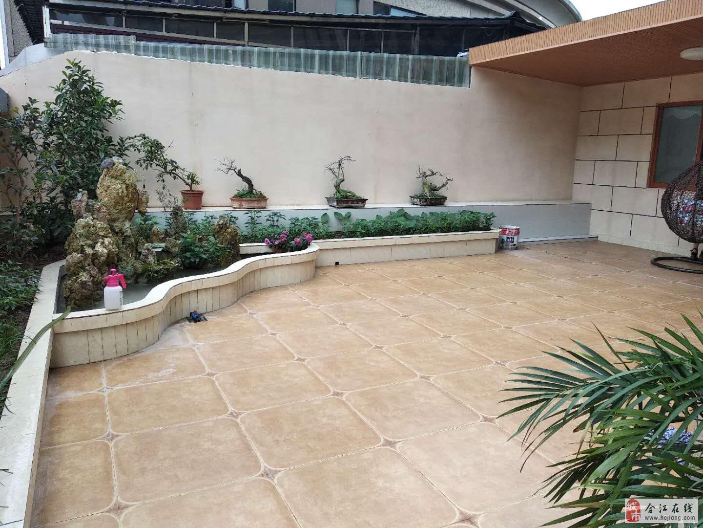 川源带私家花园超值4室 2厅 2卫108万元