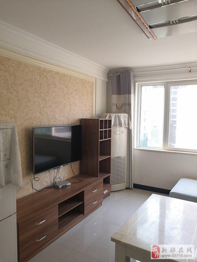 新郑碧水蓝天全明两室,卫生间有窗户