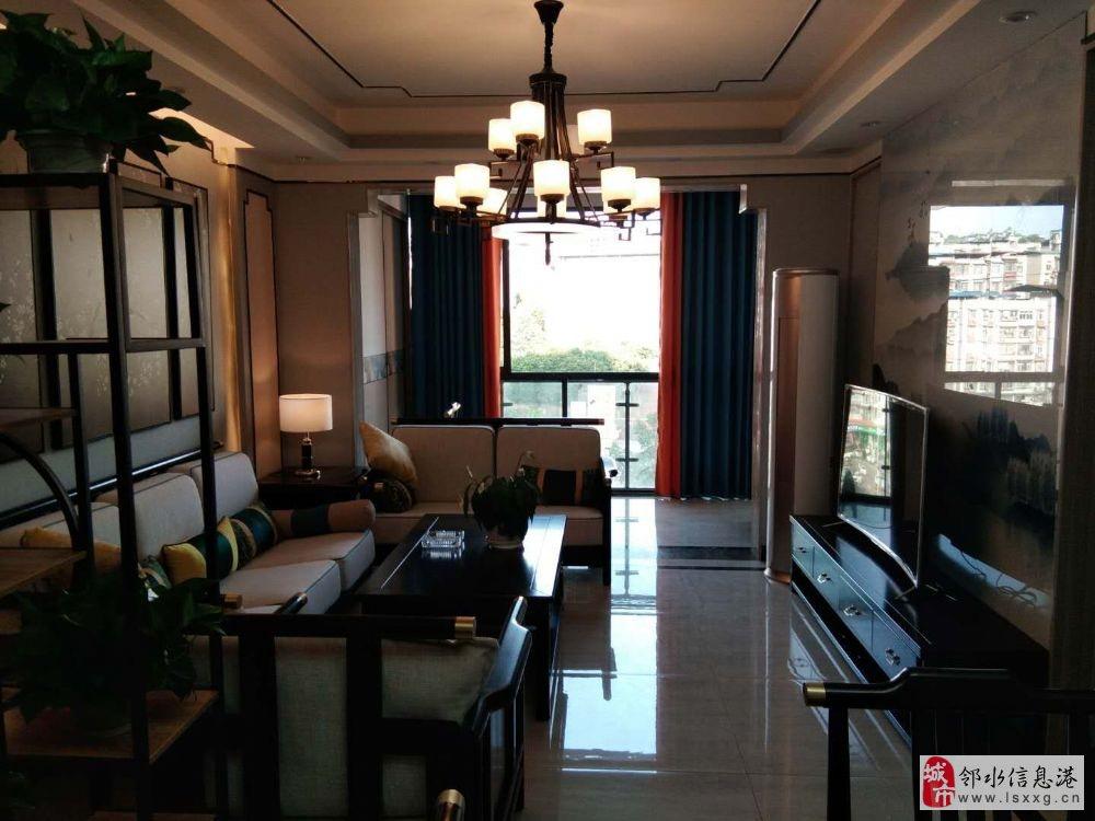 清水房裝修龍騰尚居3室2廳2衛93.2萬元