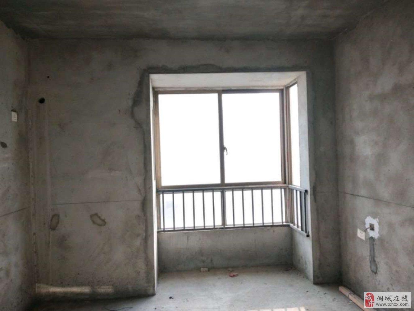 香山公馆2室电梯房全新毛坯跳楼价