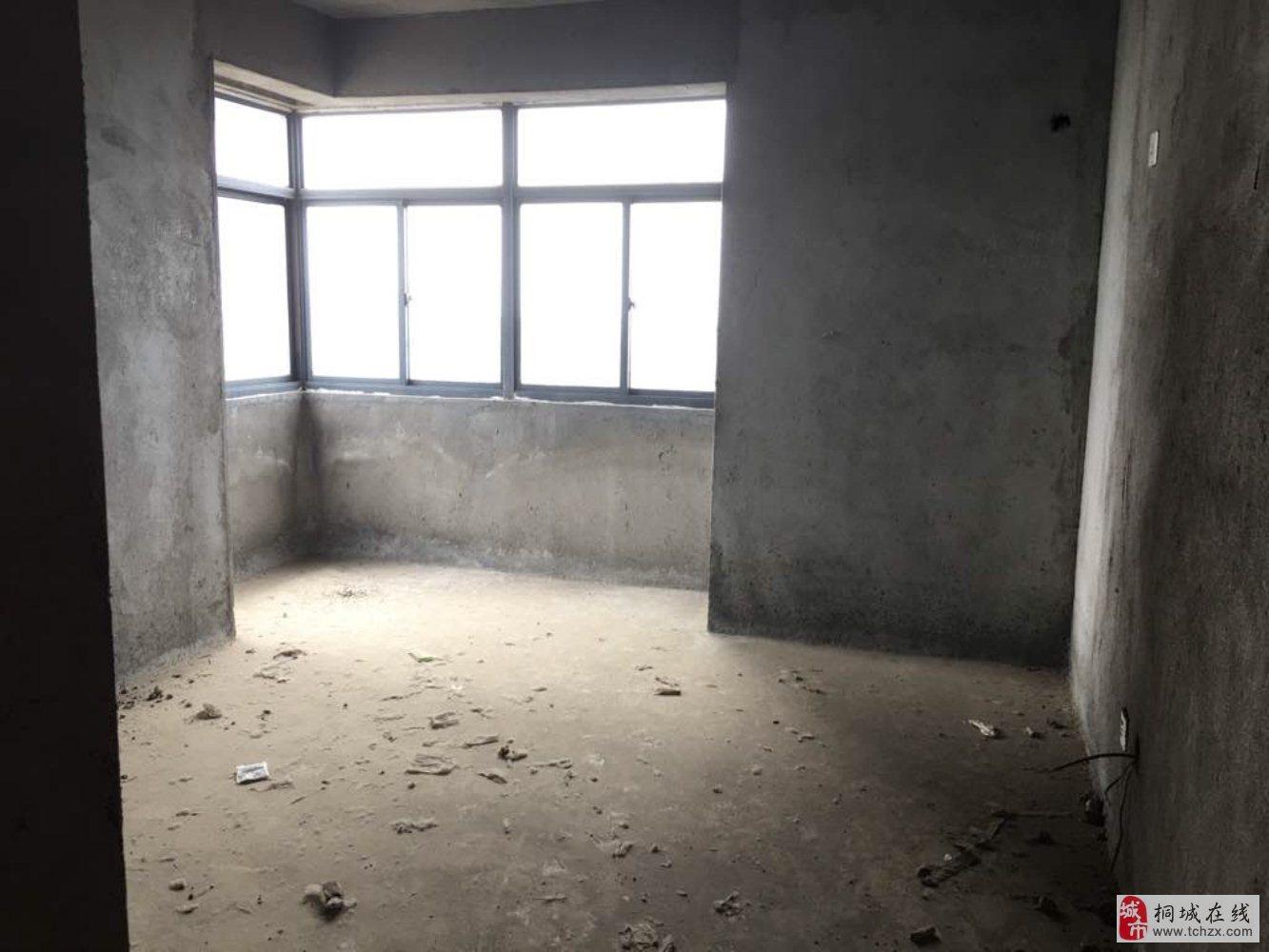 双学区房全框架毛坯三室黄金楼层户型房主
