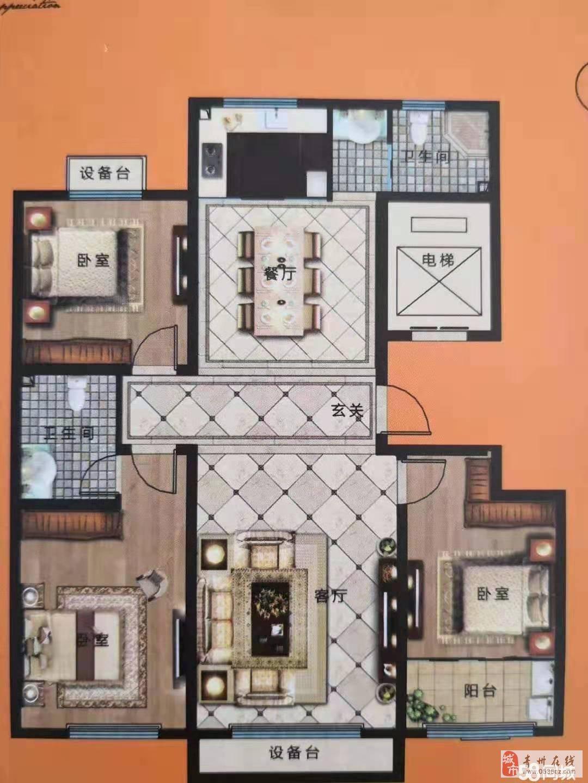 富盈家园二楼130平带车库仅售82万!!!