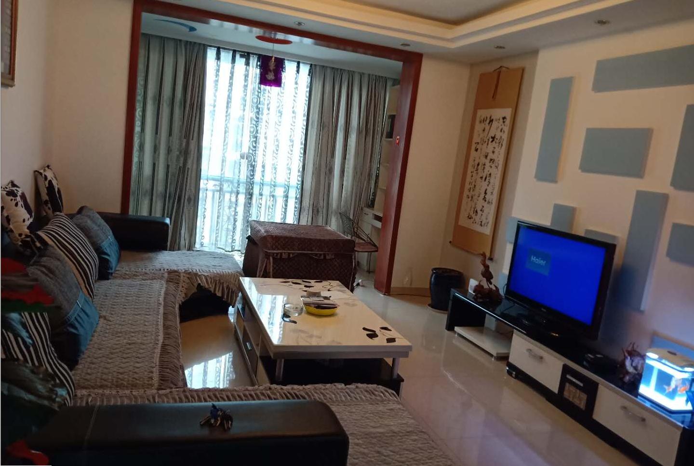 龙腾锦城精装修带全新家具家电九成新!