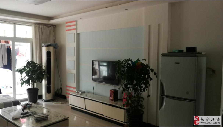 学区房:领秀城101平米刚需三室,南北通采光好
