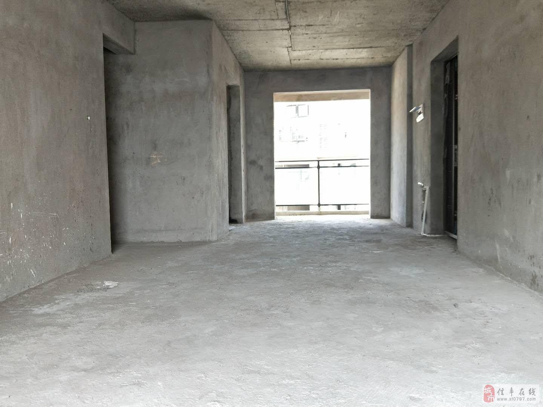 桃江龙城127方3房南向高楼层好风景好园景