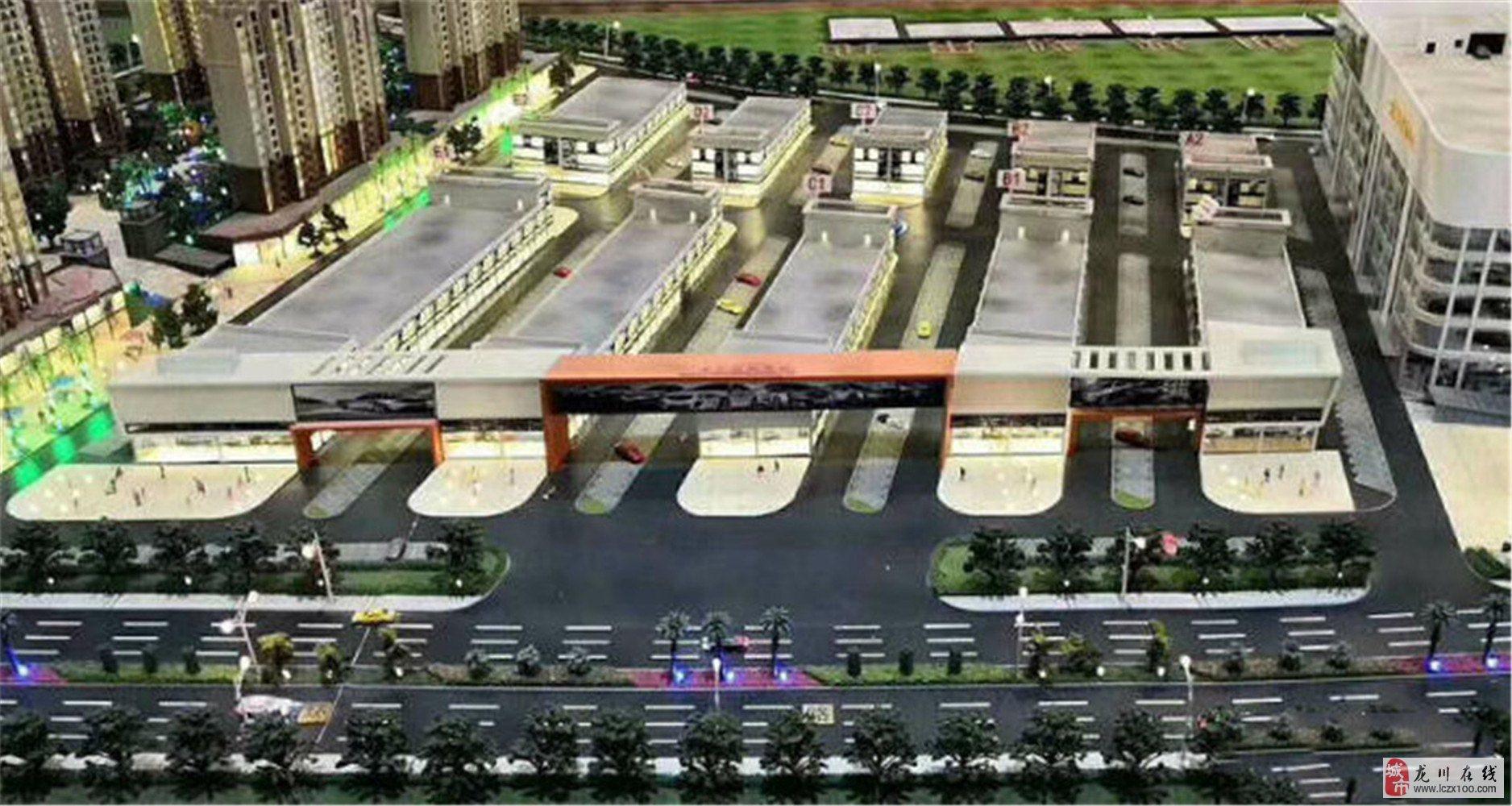 市区车管所楼下商铺省市双重点项目77至117平方