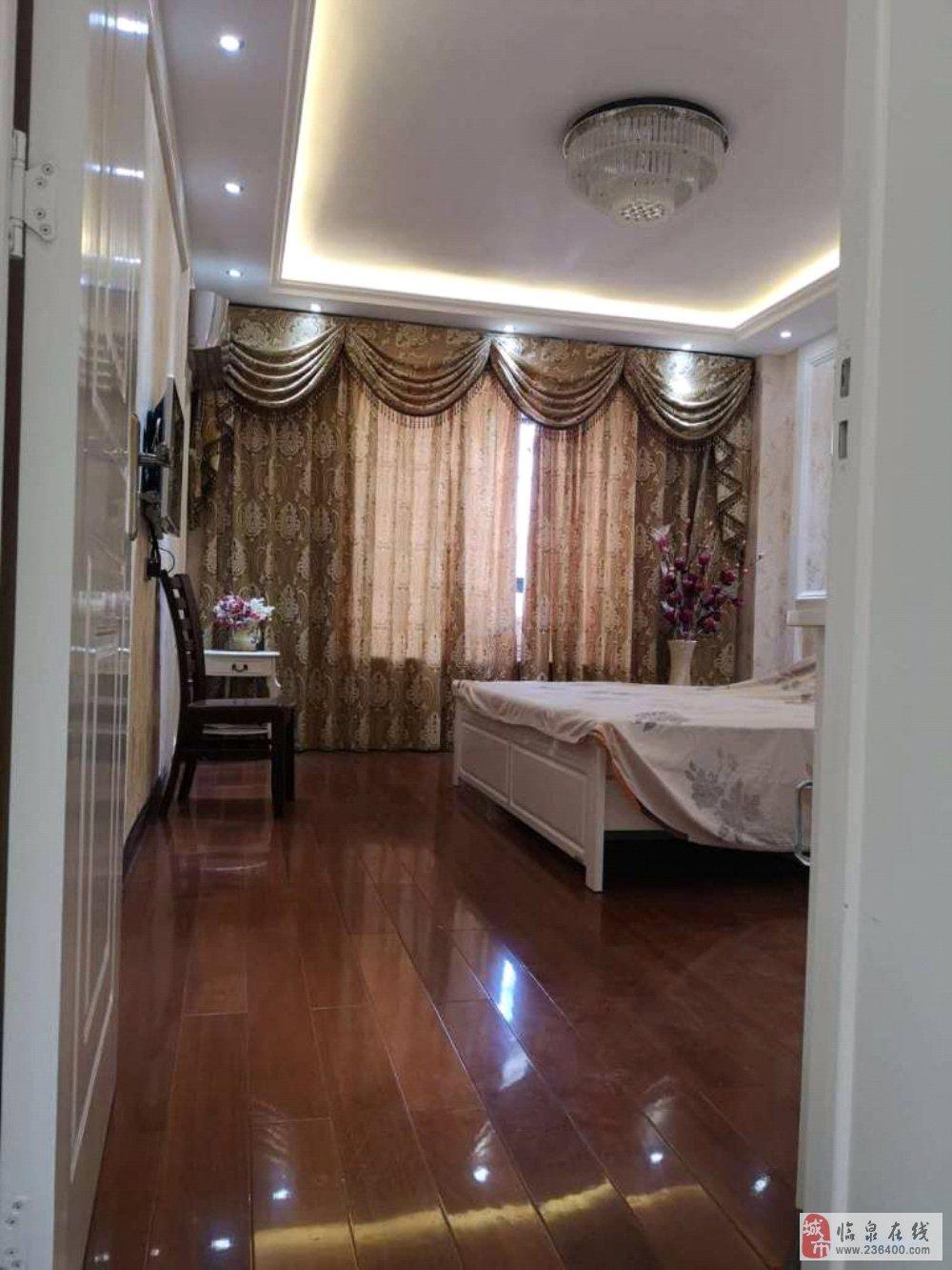 时代豪庭3室2厅1卫分证满五精装修70万元