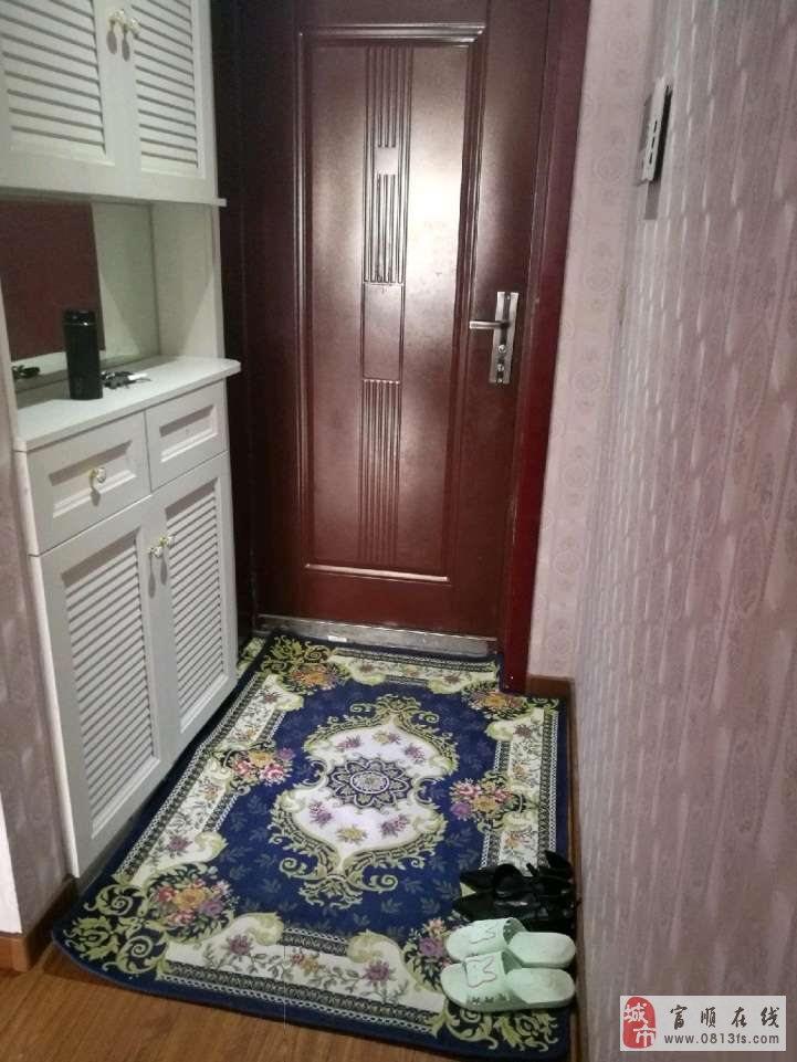 富顺县西城国际一期3室2厅1卫小区带地下车位