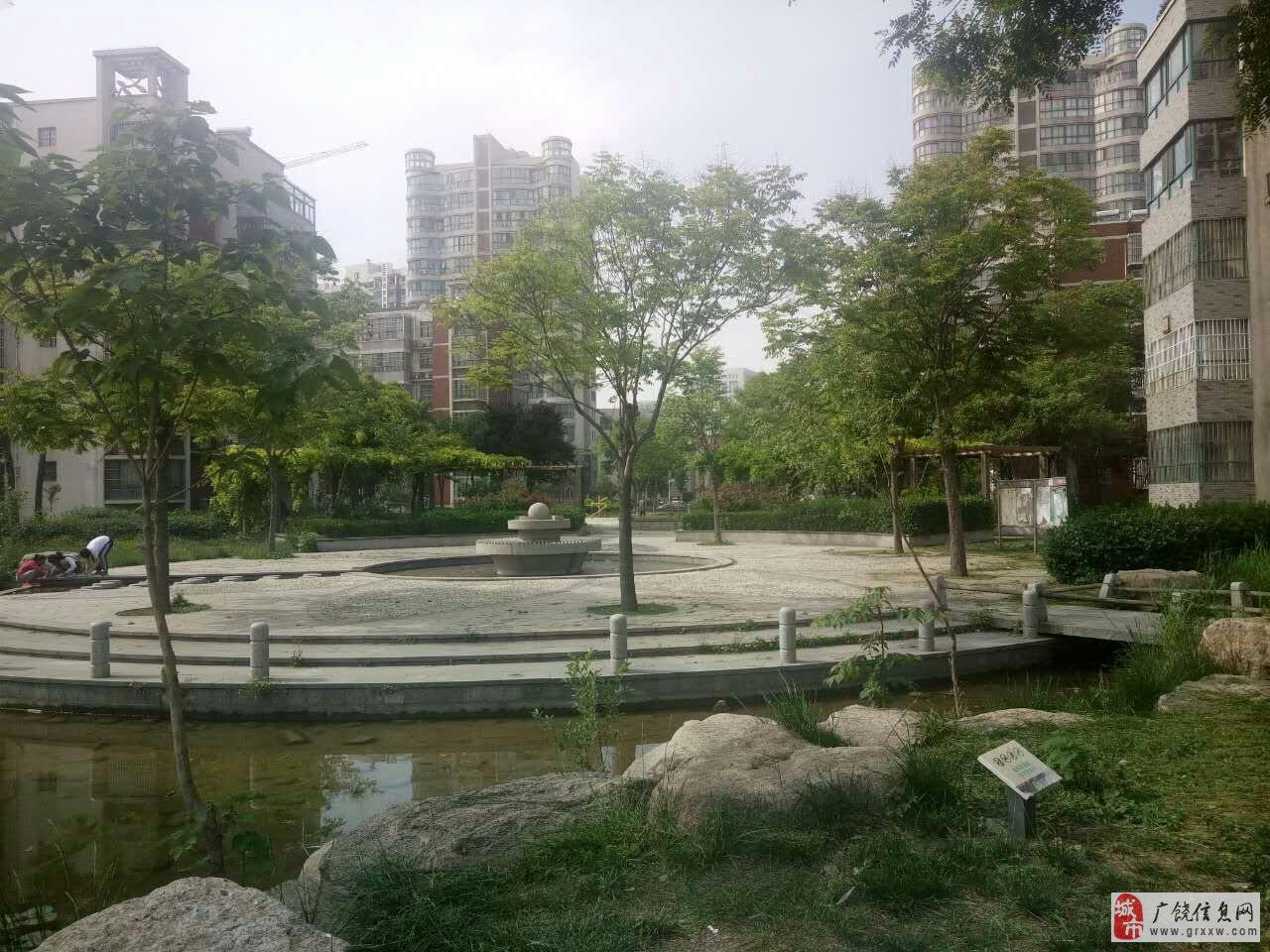 东方丽景低价房5楼105平免税房英才学校
