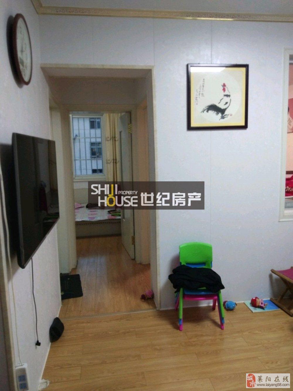 宝山小区新式装修带小房急售38万元