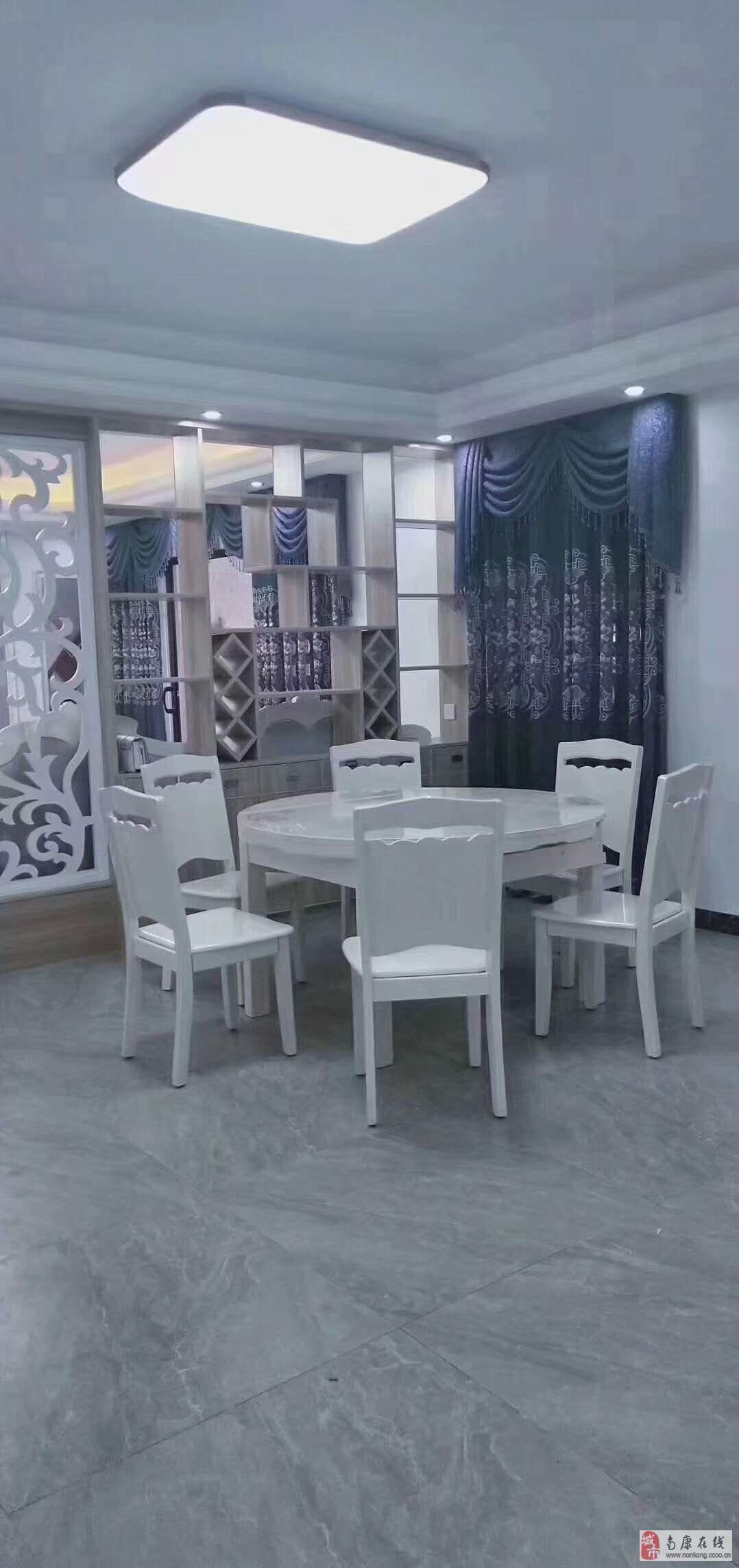 鑫安佳苑4室2廳2衛 全新裝修未入住(首付只需19.9萬元)