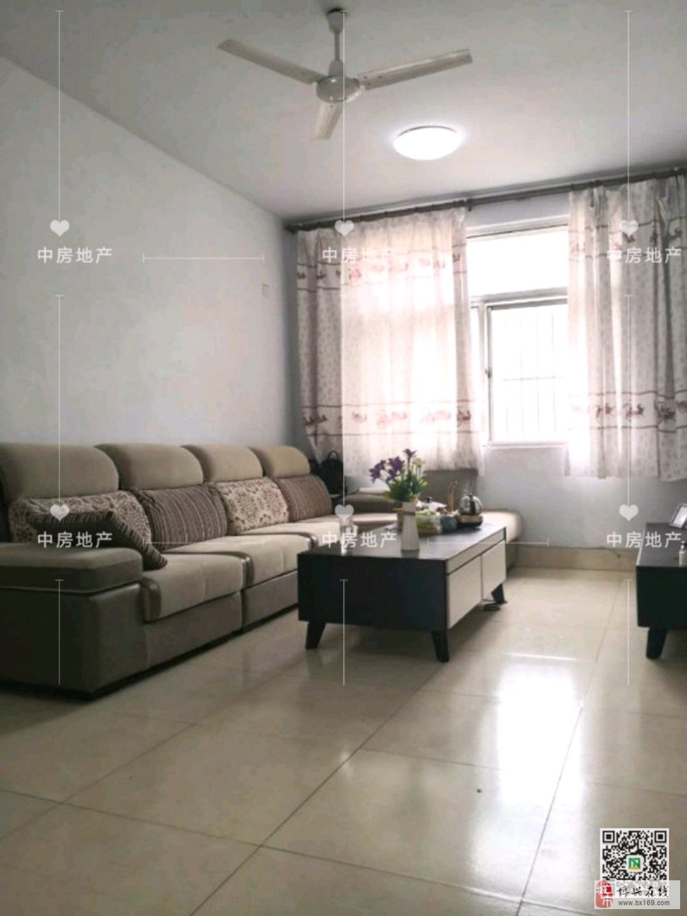 世纪明珠花园3室2厅1卫78万元