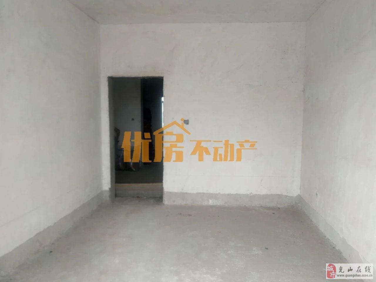 惠民小区大三房毛坯可自主装修低于市场价