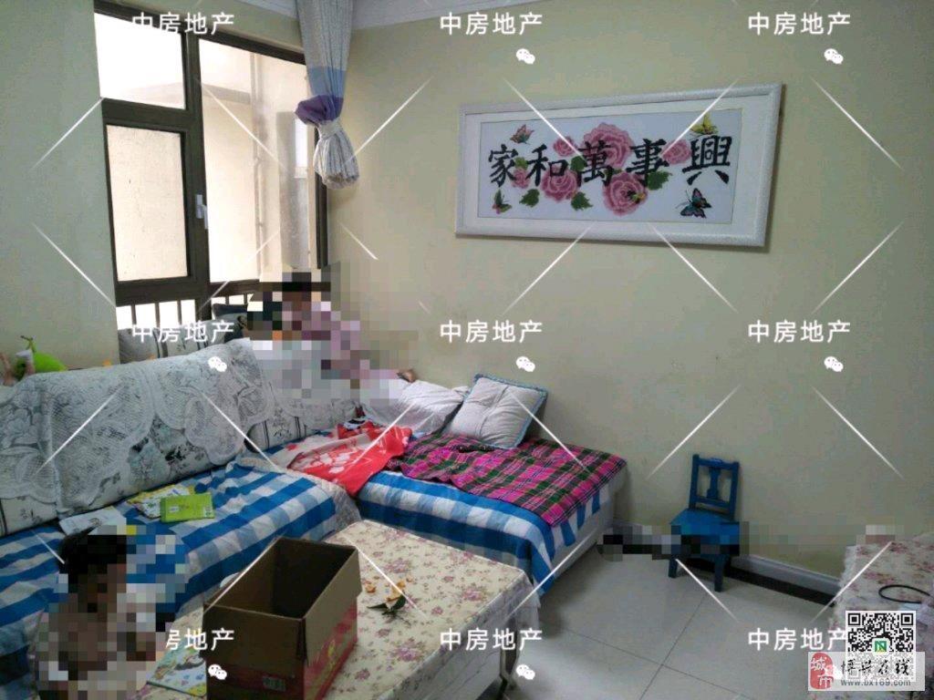 天元上东城2室2厅1卫48万元