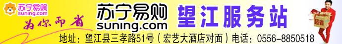 苏宁易购望江服务站