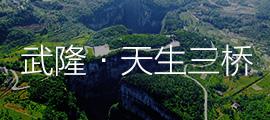 武隆天生三��