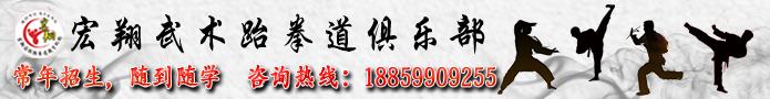 宏翔武术跆拳道俱乐部