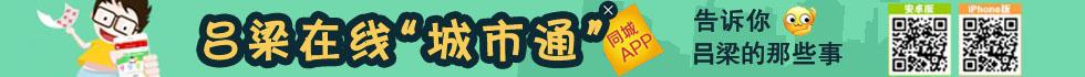 """吕梁在线APP客户端""""城市通""""正式上线"""