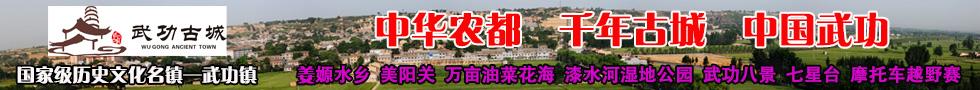 国家级历史文化名镇――武功镇,中华农都千年古城中国武功