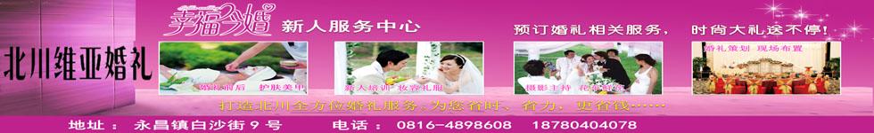 北川维亚婚礼