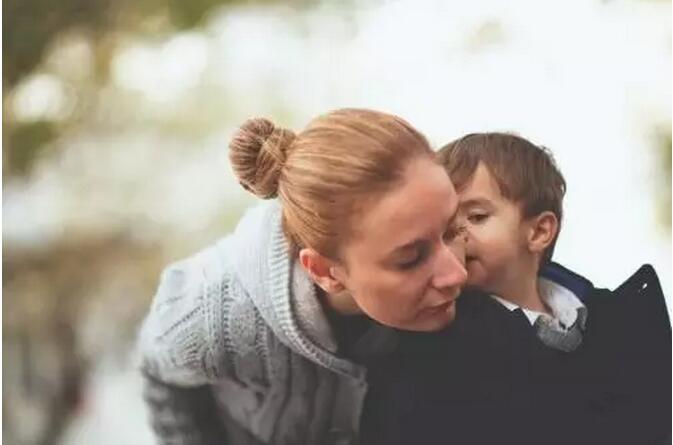 儿子和母亲的经典对话(值得深思)_亲子街