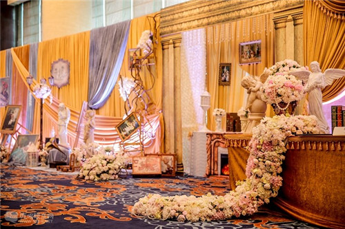 欧式婚礼布置注意事项 婚礼准备介绍