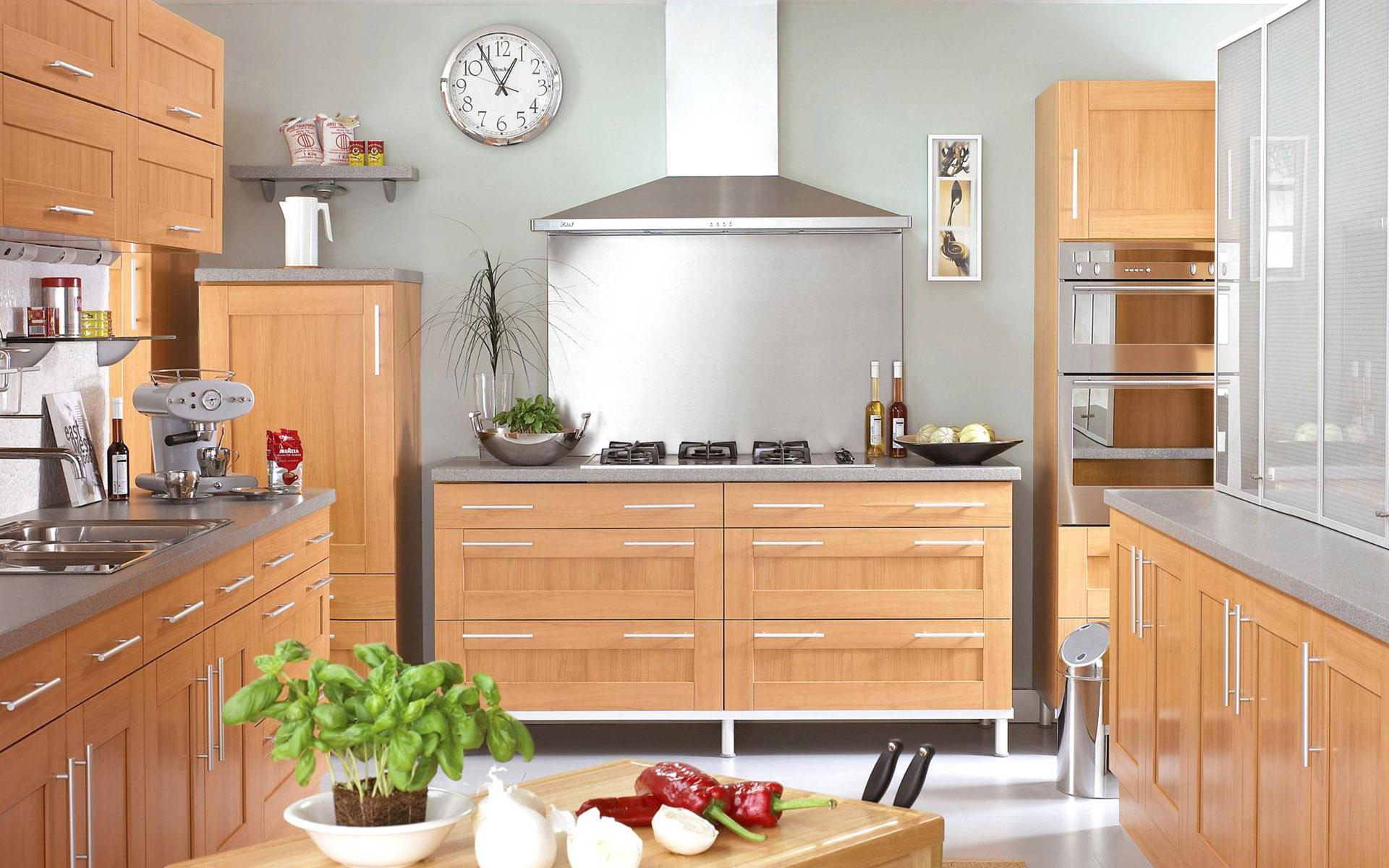 2017小厨房装修效果图推荐 五脏俱全的厨房设计