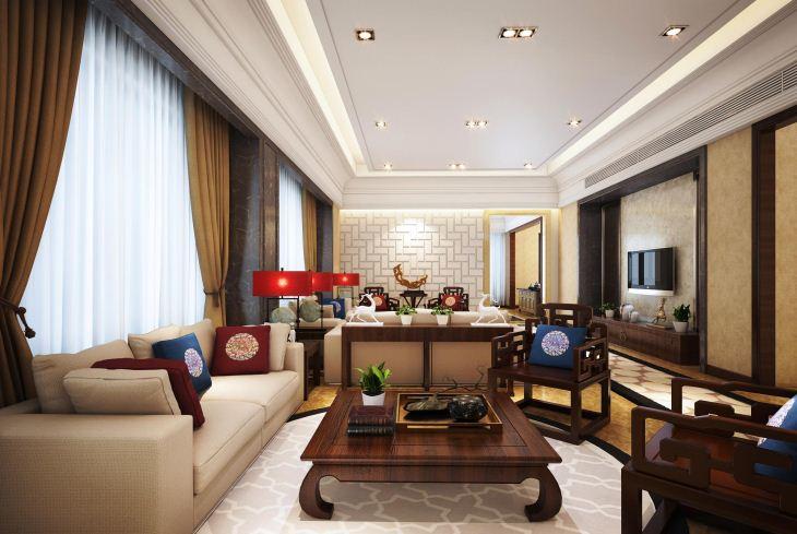 家装 新中式图片