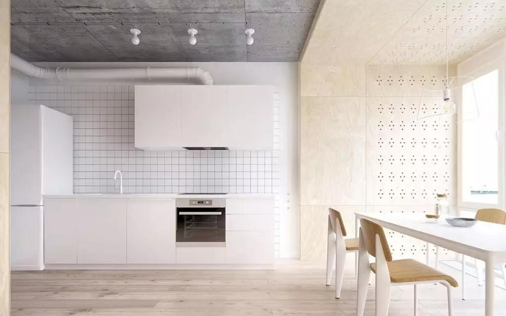 吊顶设计不仅要考虑到室内的装饰效果,也要考虑到房屋实际的