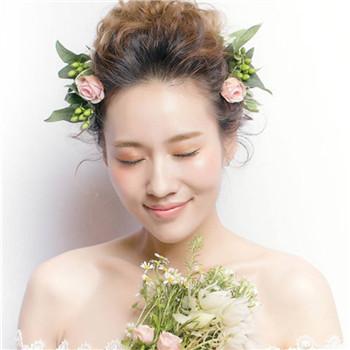 2017新娘创意彩妆造型 婚礼上新娘妆类型
