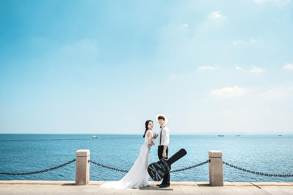 三亚婚纱摄影花禾甜蜜生活
