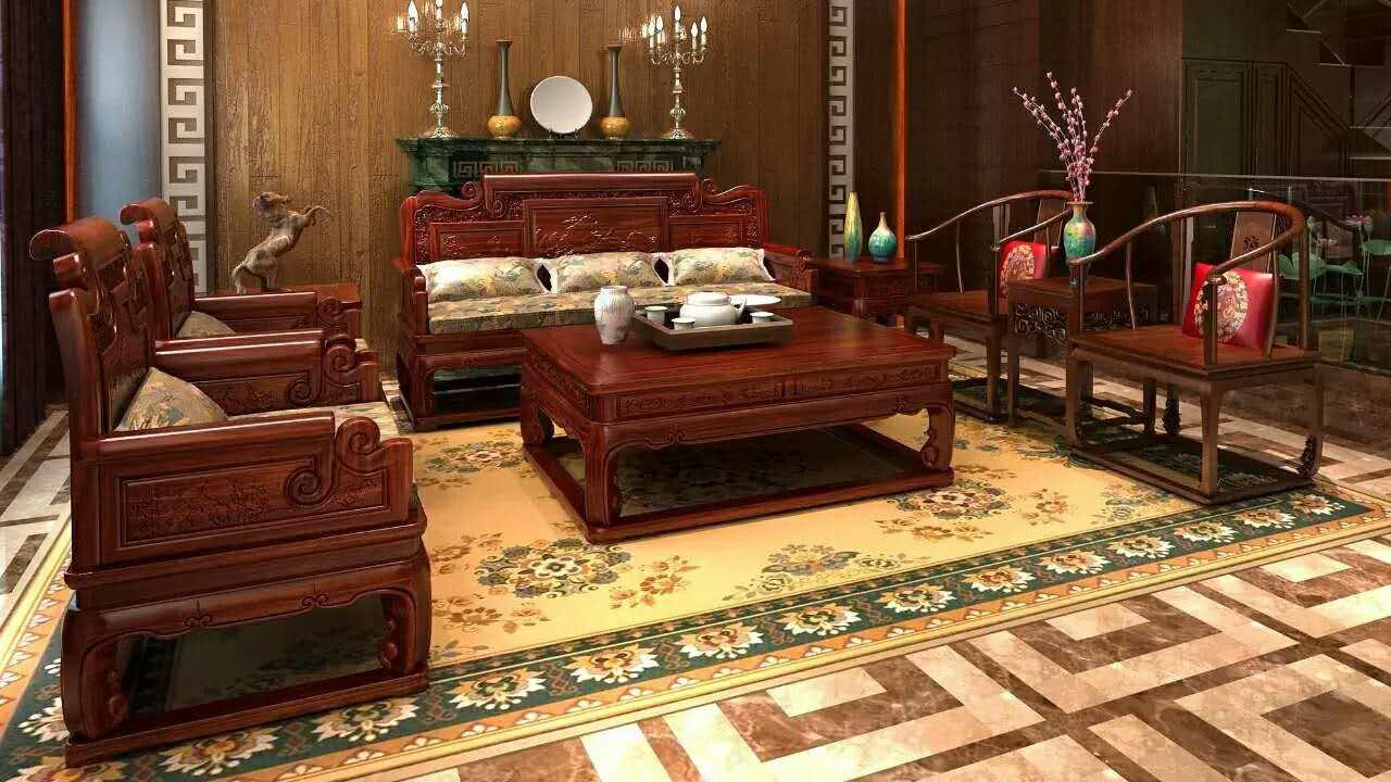在很多人眼中,红木家具就是高端的消费品,价值千万,总给很多人一种