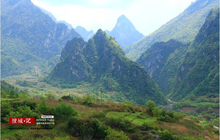 【搜城記】發現家鄉之——兩當云屏三峽自然風景區