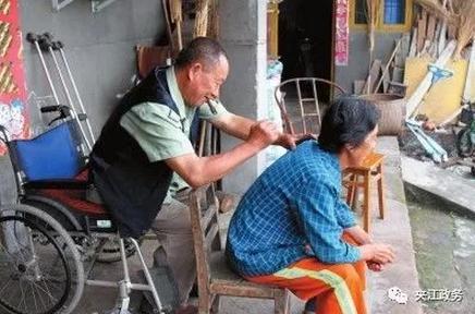 """夹江夫妻入选""""中国网事・感动2017""""候选人"""