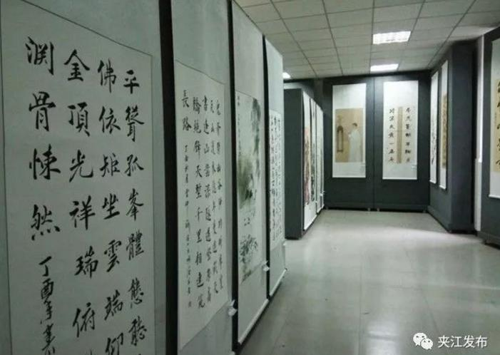 10月17日,全市书画创作的经典之作将在夹江齐亮相