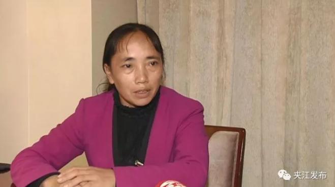 代表相册丨董春容:这是我第一次坐飞机 第一次到北京