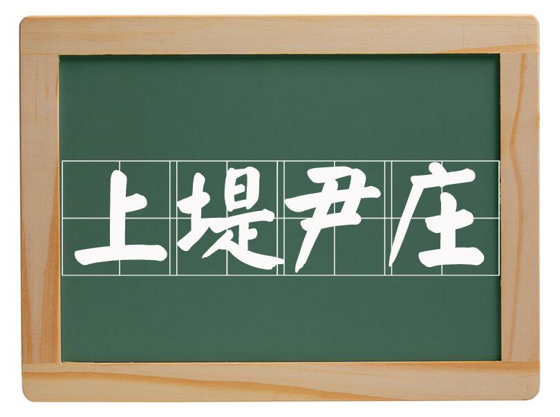 先锋办事处上堤尹庄村