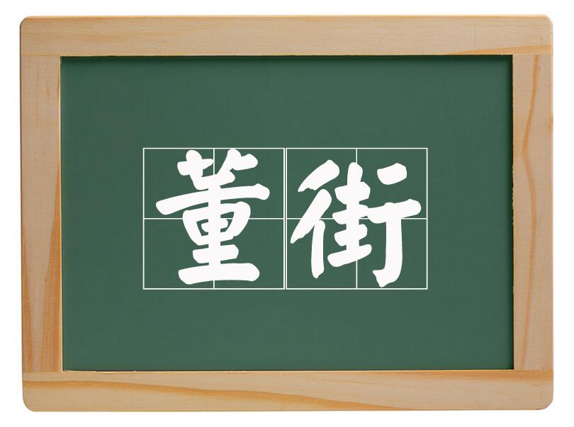 新华办事处董街村