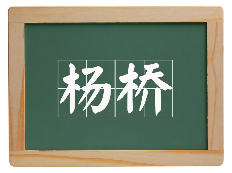 新华办事处杨桥村