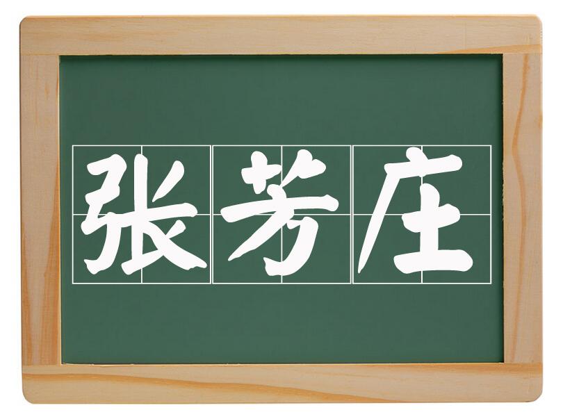 新华办事处张芳庄村