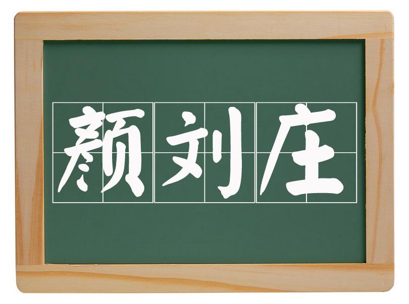 大辛庄办事处颜刘庄村