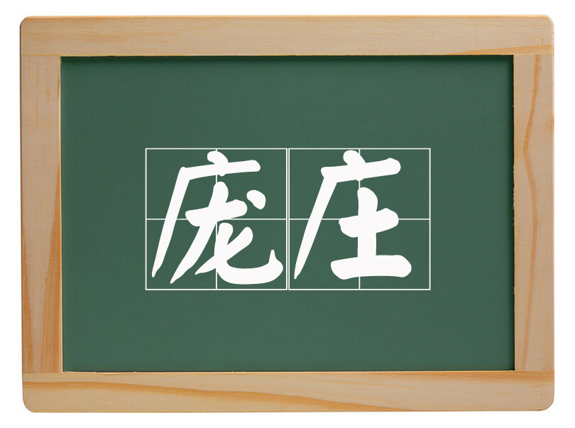 老赵庄镇庞庄村