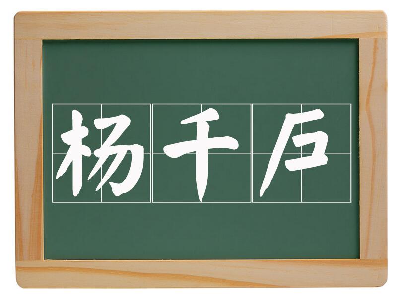 老赵庄镇杨千户村