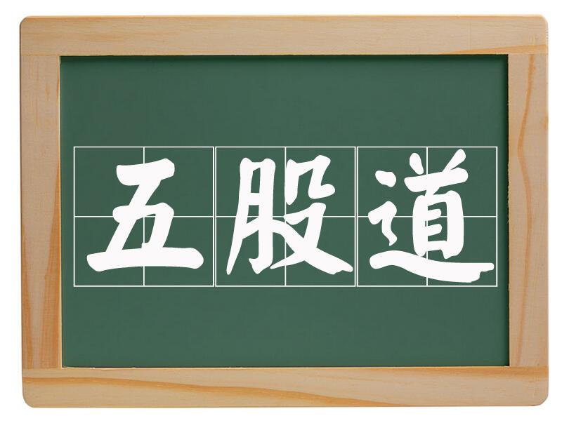 老赵庄镇五股道村