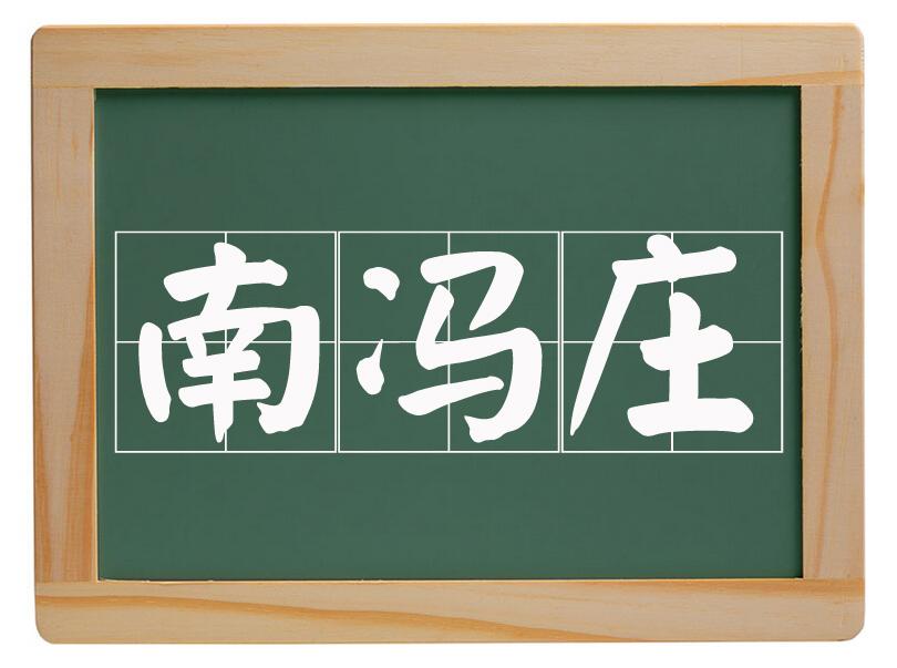 魏湾镇南冯庄村