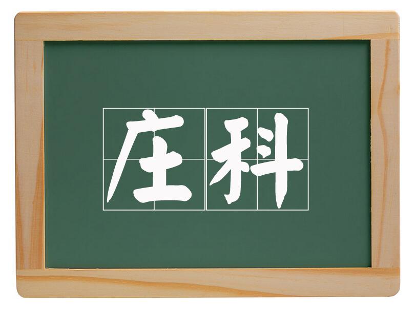 潘庄镇庄科村