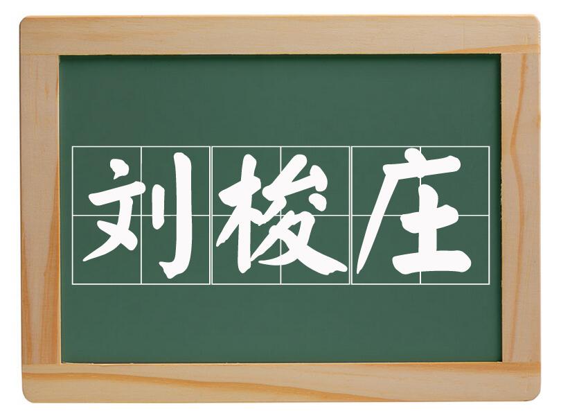 潘庄镇刘梭庄村