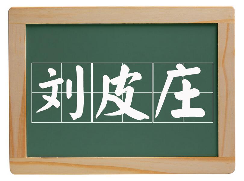 康庄镇刘皮庄村