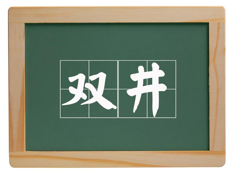 康庄镇双井村